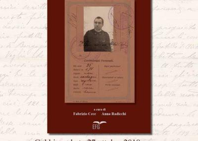 Beniamino Ubaldi. Diario della Grande Guerra 1915-1919